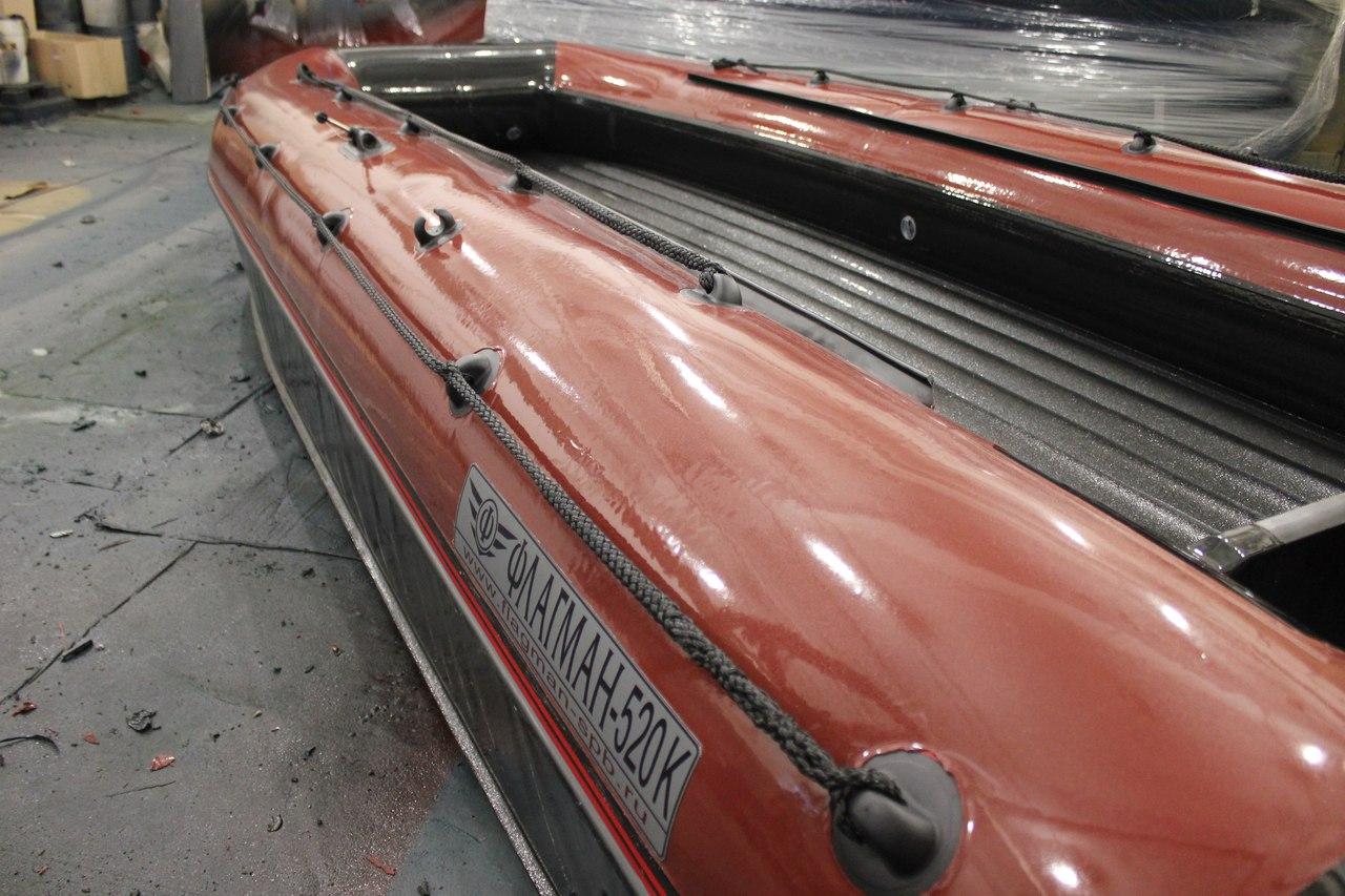 Как сделать поручни на лодке