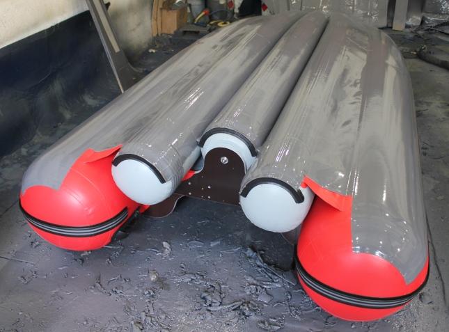 Полимерное покрытие лодок пвх