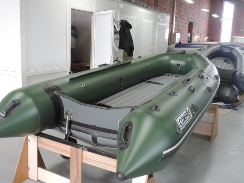 Лодки НДНД Компас / CompAs - технологии и отличия от конкурентов