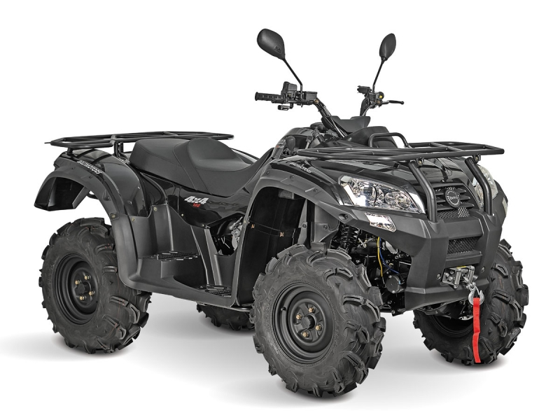 Квадроцикл Baltmotors Jumbo 700 MAX Basic EFI