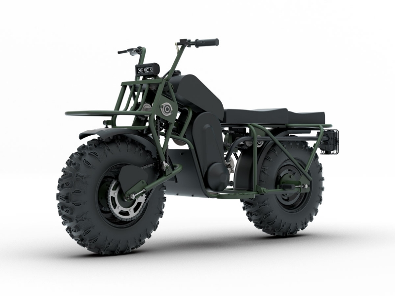 Мотоцикл Baltmotors Motard 200 DD
