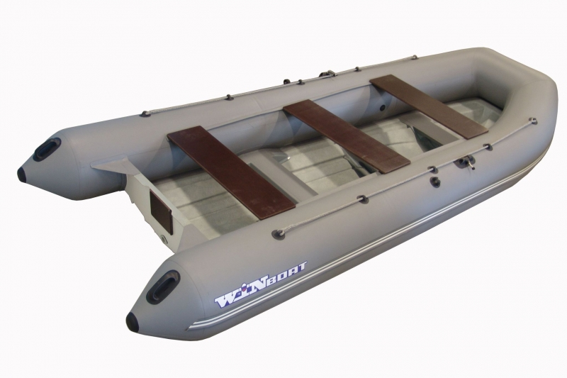Лодка РИБ Винбот (WINBOAT) 430RF Sprint (складной)