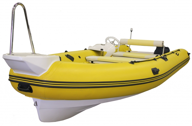 Лодка РИБ Винбот (WINBOAT) 485R Luxe